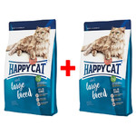 Happy Cat Supreme Adult Large Breed 300 g - 1 + 1 Aktion