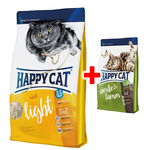 Happy Cat Supreme Adult Light 1,4 kg + Adult Weide-Lamm 300 g gratis