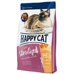 Happy Cat Supreme Junior Sterilised Atlantik-Lachs 1,4 kg