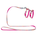 Hunter Smart Katzengarnitur Seventies pink