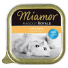 Miamor Ragout Royale Cream mit Huhn in Karottencream 100 g - 16 Stück