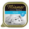 Miamor Ragout Royale Cream mit Lachs in Joghurtcream 100 g - 16 Stück