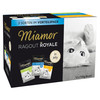 Miamor Ragout Royale Multibox in Jelly, Kaninchen, Thunfisch, Huhn 12 x 100 g - 4 Stück
