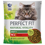 Perfect Fit Natural Vitality Adult 1+ mit Rind & Huhn 650 g