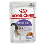 Royal Canin STERILISED in Gelee 85 g - 12 Stück