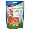 Trixie Premio Cheese Chicken Cubes 50 g - 12 Packungen / Sparpaket