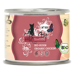 catz finefood Bio No. 503 Huhn 200 g - 5 + 1 Aktion