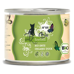 catz finefood Bio No. 505 Ente 200 g - 5 + 1 Aktion