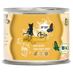 catz finefood Bio No. 507 Rind 200 g - 5 + 1 Aktion